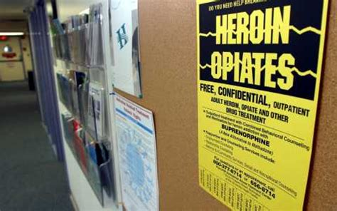 Methadone Detox Massachusetts by Massachusetts Declares Heroin Addiction A Health Emergency