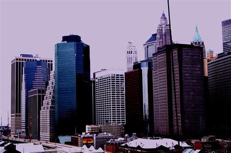 background gedung foto foto gedung di kota besar wallpaper