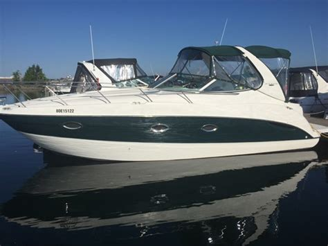 maxum boats for sale in ontario maxum 3100 scr 2002 used boat for sale in sault ste marie