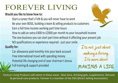 forever living business cards template forever living c9 flyer morecambe flyers trade print