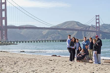 on location: extended family in san francisco | san