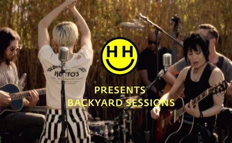 the backyard sessions miley cyrus chatter busy miley cyrus and joan jett sing quot different