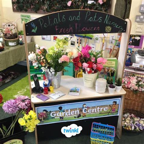 brilliant garden centre  flower shop classroom role