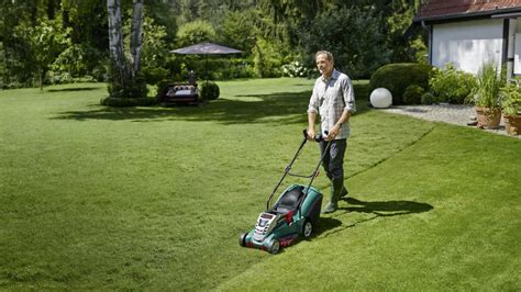 best lawn mower 2018 the best electric cordless petrol and manual lawn mowers from 163 30