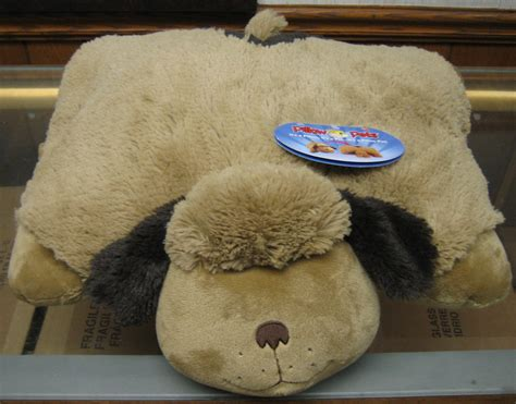 puppy pillow pet snuggly puppy pillow pet authentic my pillow pet 18 quot large new with tags nwt ebay