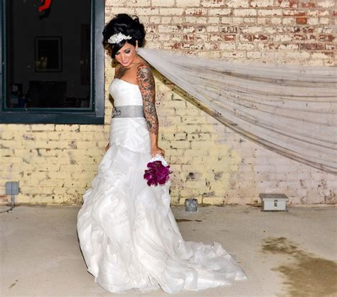 wedding dresses for tattooed brides 100 best images about inked brides on wedding