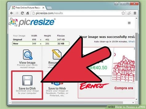 ways  resize  jpeg wikihow