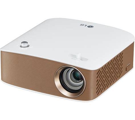 Lg Minibeam Projector Ph150g lg minibeam ph150g throw hd ready portable projector