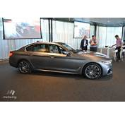 2017 BMW 5 Series G30 Right Side