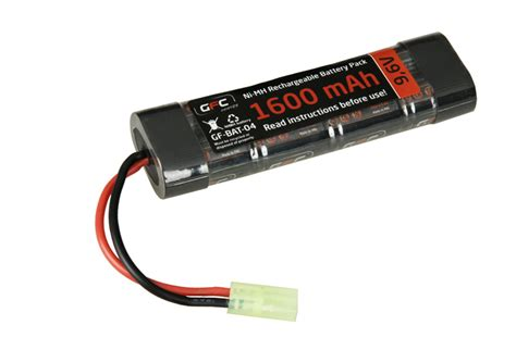 nimh 9 6v 1600mah battery parts and accessories