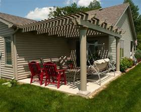 Building A Pergola Attached To House by Woodwork How To Build Attached Pergola Plans Pdf Plans