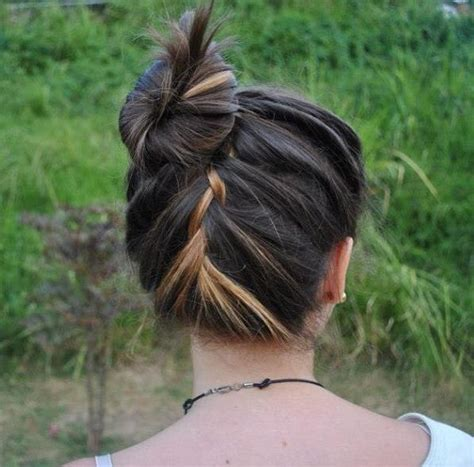 onion bun hairstyle messy braided bun hairstyles how to