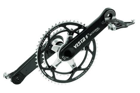 Pedal Sepeda vista integral crank pedal set road bike