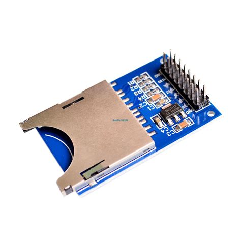 integrated circuit memory cards reading and writing module for arduino sd card module slot socket reader arm mcu in integrated