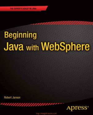 beginning java with websphere book   free pdf books