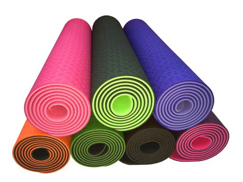 single layer tpe yoga mat iyogatowel