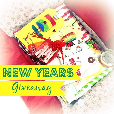 New Year Giveaway - new years giveaway lollipop box club