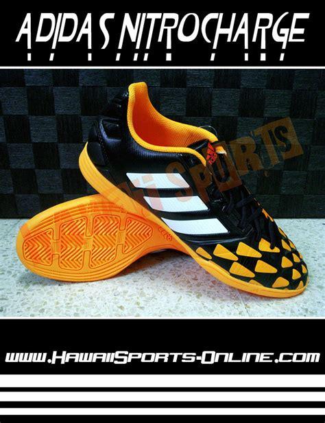 Sepatu Adidas Nitrocharge Original toko olahraga hawaii sports sepatu futsal original
