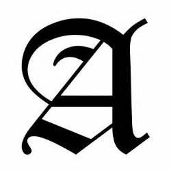 stile lettere tatuaggi 17 migliori idee su tatuaggio lettera j su