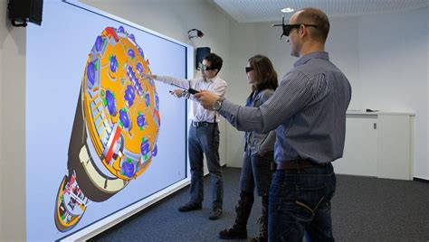 virtual reality design for manufacturing herrenknecht uses esi s collaborative virtual reality