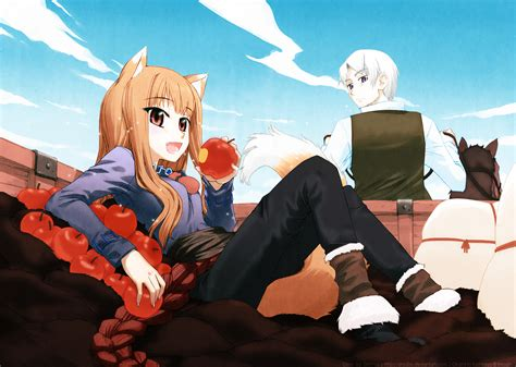 spice and wolf wolf and spice ii anime pictures anime pictures
