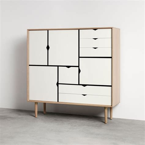 sideboard eiche s3 sideboard unicoloured by andersen furniture