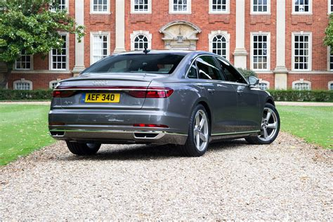 audi new series new audi a8 tech turns up the heat on 7 series and s