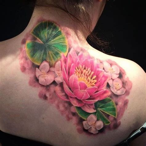 water lily tattoos best 20 water tattoos ideas on lotus