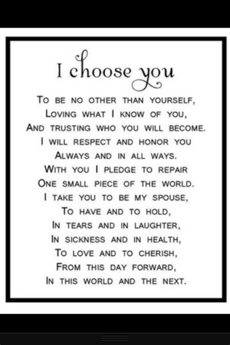 best 25 wedding vows exles ideas on pinterest