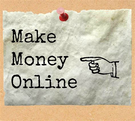 How Can I Make Extra Money Online - how to make money online every one can make money online every one can make money