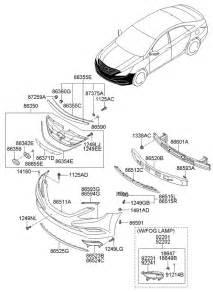 Hyundai Wholesale Parts Hyundai Front Bumper
