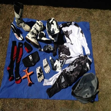 motocross gear gold coast buy and sell for free online ibuywesell fox dirt bike