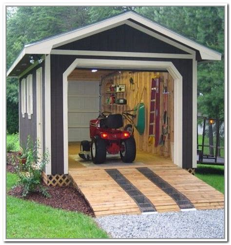 25 best ideas about storage sheds on small
