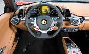 Inside Of A 458 Italia Car Picker 458 Italia Interior Images