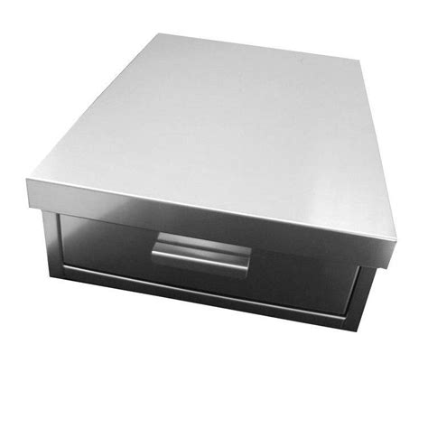 Espresso Knock Box Drawer by Bezzera Knock Box Bezzera Stainless Steel Drawer For