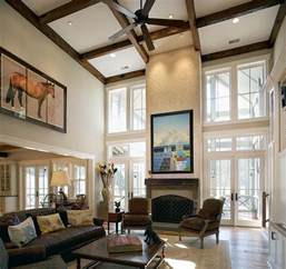 Lamps Chandeliers Sizing It Down How To Decorate A Home With High Ceilings