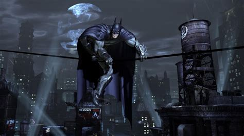 Arkham City holy smokes batman arkham city is unbelievably awesome