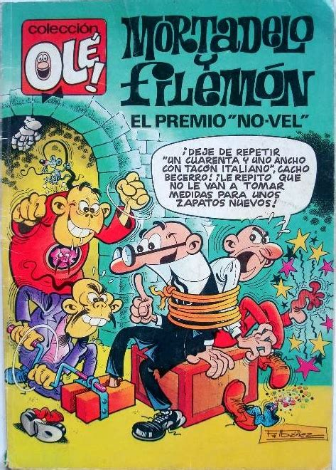 premio no vel el 8440635699 la pagina no oficial de mortadelo y filemon
