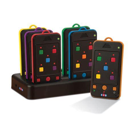 buy rechargeable mobile phone walkie talkie set 6pk tts
