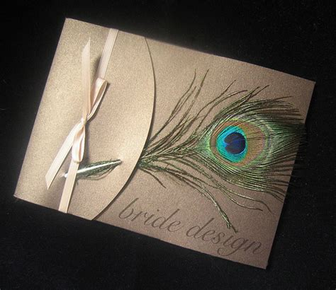 cerdattgeh peacock wedding invitations