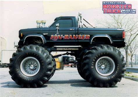 bigfoot monster truck museum photos the george carpenter collection 187 international
