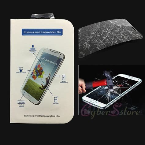 Tempered Glass Samsung Mega 5 8 premium tempered glass screen protector for samsung galaxy