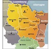 Carte Lorraine  Du Monde
