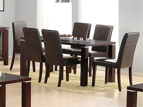 mahogany dining room set mahogany dining room furniture sets homegenies