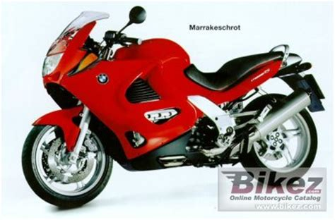 1999 bmw k 1200 rs specifications and pictures