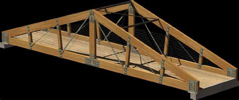 wooden bridge designs the home page of moosman bridge bridges pinterest