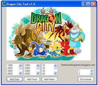 tutorial hack dragon city dragon city tool v1 8 hacks for online games in one