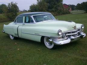 1952 Cadillac Fleetwood Purchase Used 1952 Cadillac Fleetwood 60 Special In