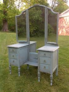 Vintage Vanity Table With Mirror For Sale Items Similar To Made To Order Antique Vanity Dressing