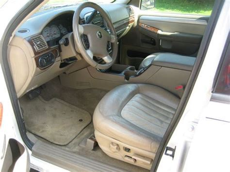service manual how repair heated seat 1997 mercury mountaineer 2002 2005 ford explorer